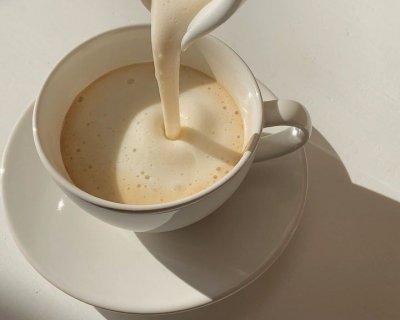 Молоко для приготування напоїв