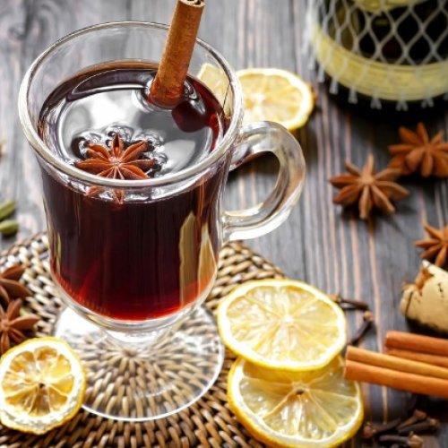Зігріваючі напої для холодної осені